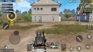 [Screensync.net] [Screen recorder] Playing games on android - PUBG Mobile :P