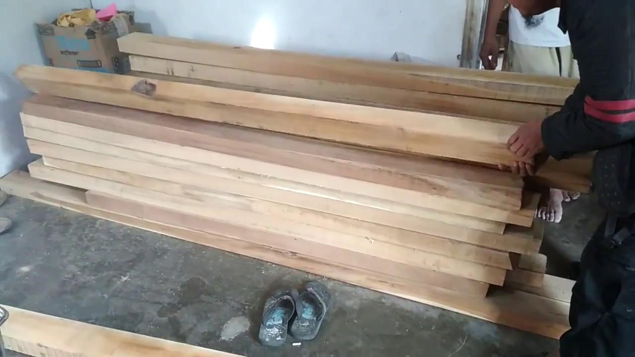 Cara memilih kayu yang bagus untuk kusen pintu rumah ...