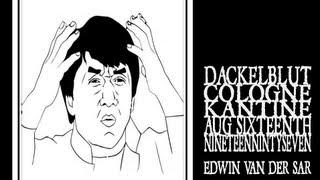 Dackelblut - Edwin Van Der Sar (Popkomm 1997)