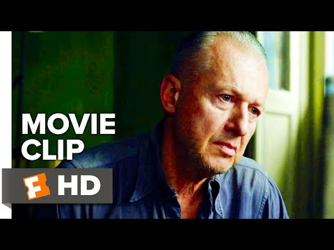 Afterimage Movie Clip - Painting Goes Red (2017) | Movieclips Indie