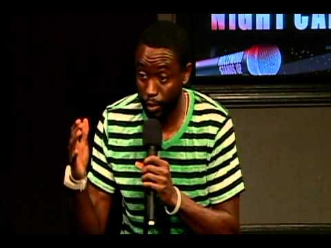 HOLLYWOOD STANDS UP: Comedy Night Cap 10-4-11