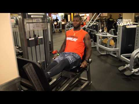 Leg Day with Devin Hester