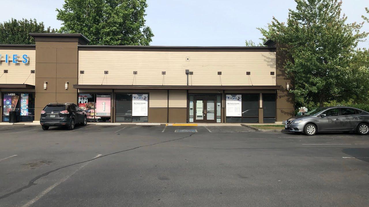 Abandoned Xfinity Store - Salem, OR