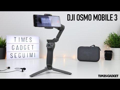 DJI OSMO MOBILE 3: la recensione completa (con android)