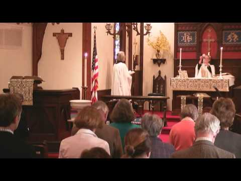 St Peters Church - May 3, 2015 Sermon - The Associate for Christian Education