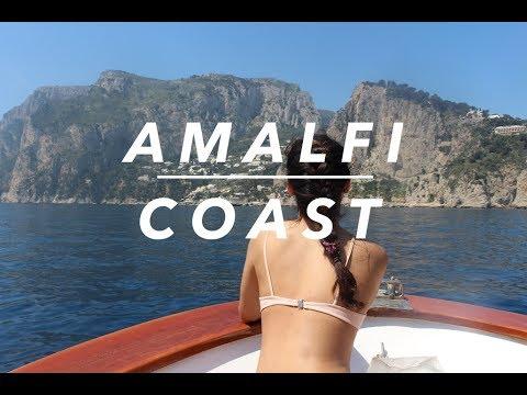 ITALY: WEEKEND TRIP TO AMALFI COAST