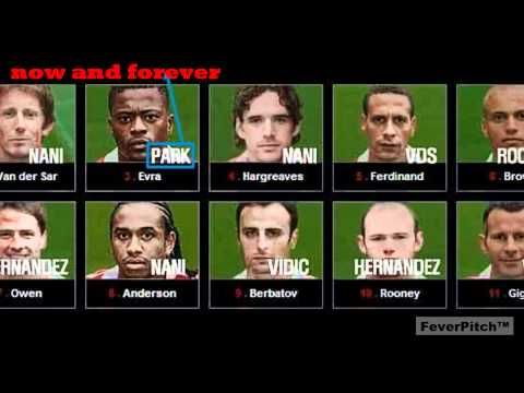 10/11 Players' Player - Man United