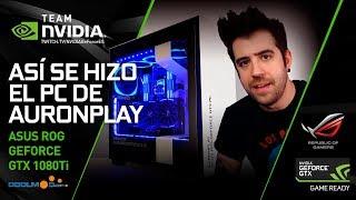Así se hizo el Asus ROG GeForce GTX PC de AuronPlay