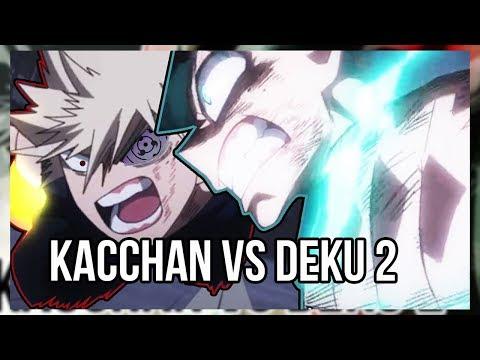 DEKU VS KACCHAN: SECOND COMING | MY HERO ACADEMIA EPISODE 61 LIVE REACTION