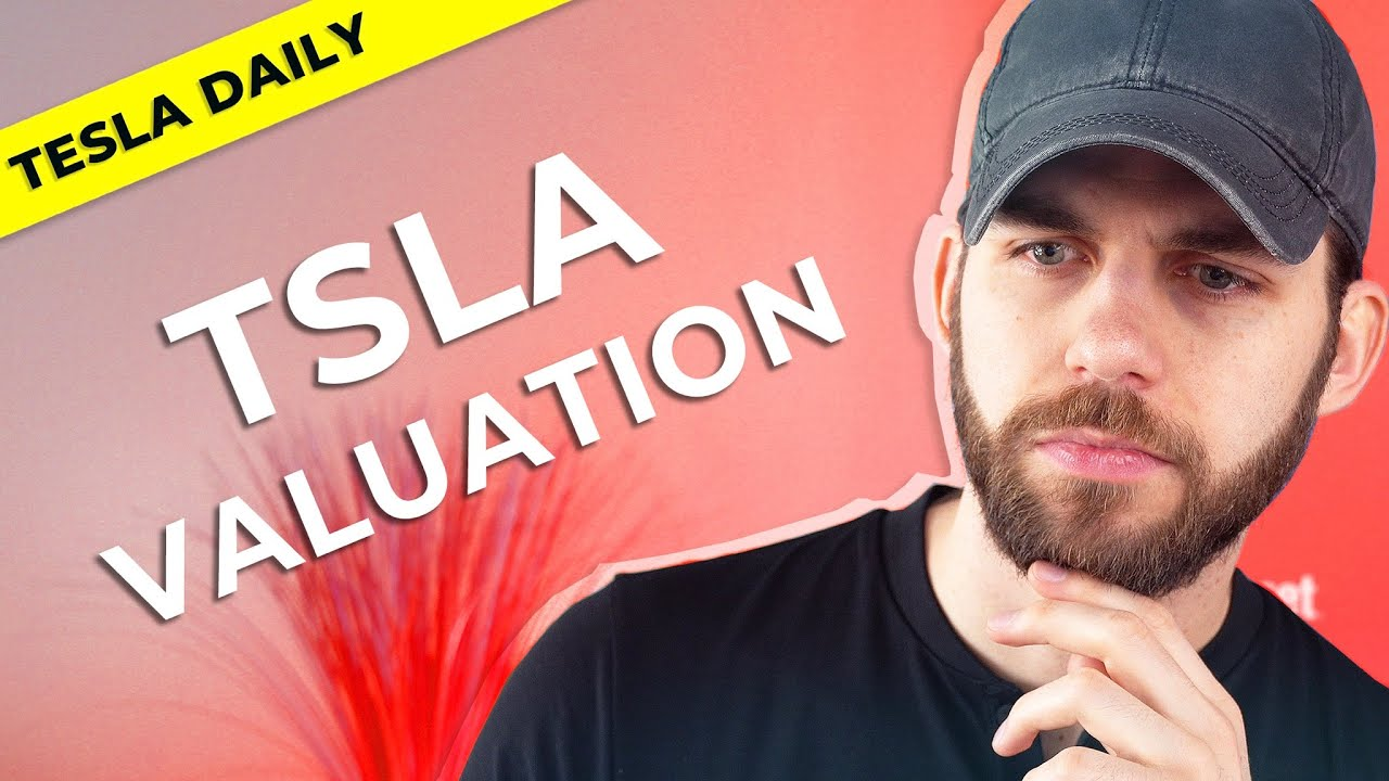 Time to Sell TSLA Stock? A Simple Explanation of Tesla's Valuation