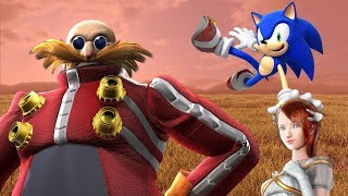 How Bad are the Sonic 06 Cutscenes?