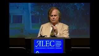 Ed Wallace 2014 ALEC Annual Meeting