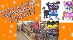 HOBBY LOBBY | SHOP WITH ME + HAUL | January 2019