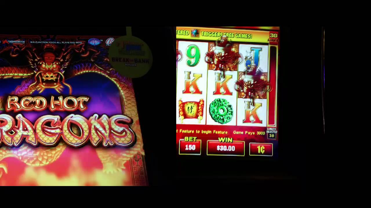Dragon Hot Slot Machine