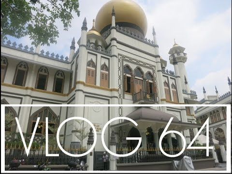 SINGAPORE - KAMPONG GLAM and SINGAPORE ZOO (Day 8 & 9) | Vlog 64
