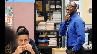 RA 2019: Alhassan Susso, New York State Teacher of the Year