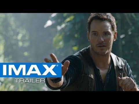 Jurassic World: Fallen Kingdom IMAX® Trailer