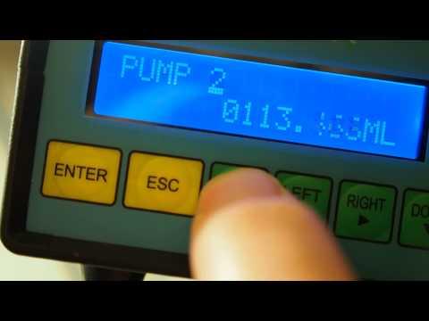MC-03-M Dosing Peristaltic Metering Pump