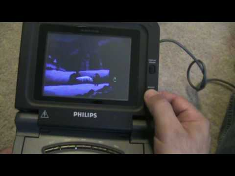 Rare Philips CDi 350 & 370 Handheld Review - Gamester81