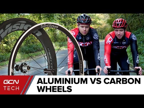 What's The Difference? - Carbon Fibre VS Aluminium Wheels
