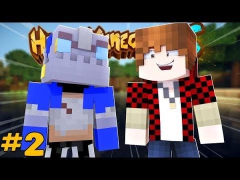 TEAMWORK MAKES THE DREAM WORK! - How To Minecraft Season 6 #2