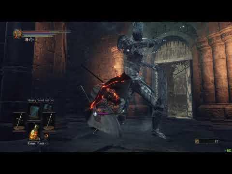 Dark Souls III Irithyll Outrider Glitch?