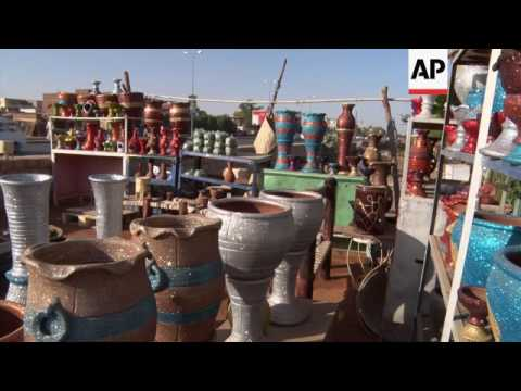 Craftsmen warn pottery is dying art in Sudan