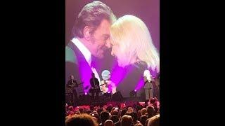 Hommage de Sylvie à Johnny - Grand Rex 16/03/18