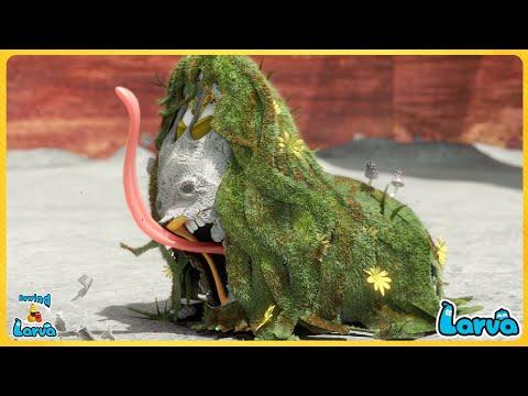 LARVA Cement ( Season 3) LARVA Cartoons - Comics 🍚 LARVA Full Episodes 🍨 New Animation Movies 2020