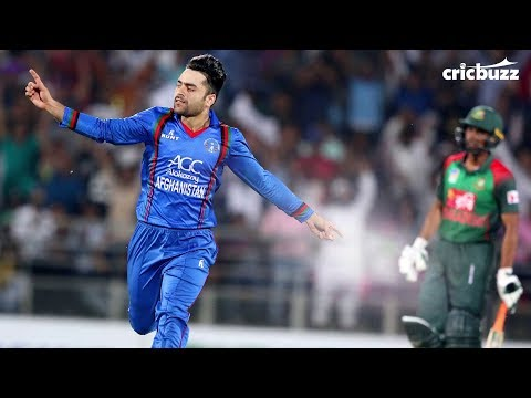 I'm more of a finger spinner than a wrist spinner - Rashid Khan on Cricbuzz Unplugged