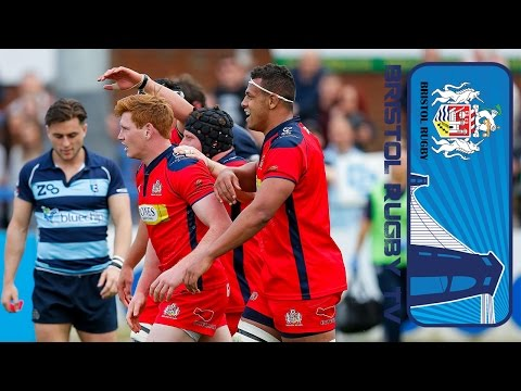 GKIPA Championship Semi-Final First Leg: Bedford Blues vs Bristol Rugby