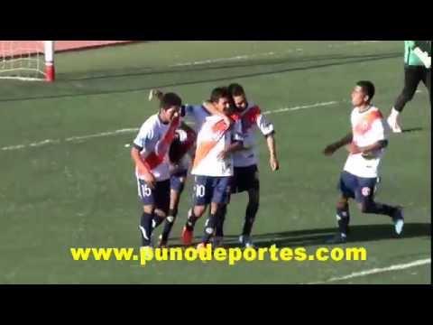 LOS GOLES DEL PARTIDO: Policial Santa Rosa VS. Sport Munich
