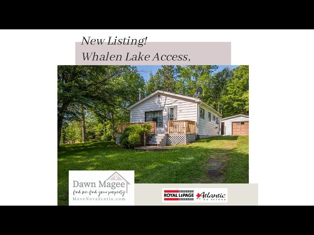 Deeded Access to Whalen Lake, New Russell