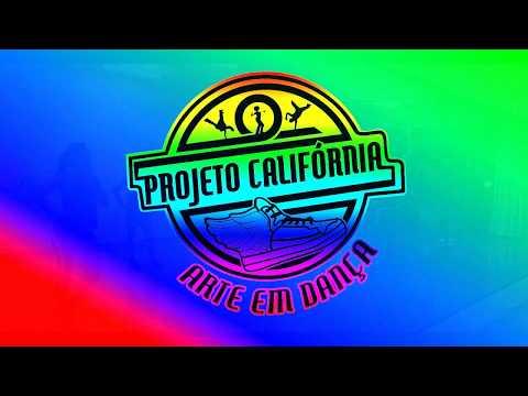 Cheguei - Ludmilla  Projeto Califórnia Arte em Dança