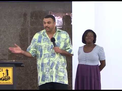 SESSION 1 : The Sweet Influences Of The Holy Spirit On Your Destiny