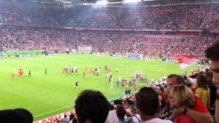 Tage wie Diese - Fortuna Düsseldorf gegen Energie Cottbus - Die toten Hosen