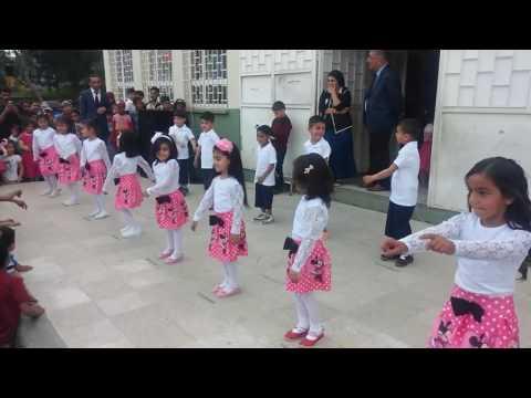 23 Nisan Sen gidince bak neler oldu gösterisi HATAY/KIRIKHAN Öğretmen Yüksel Acun İlkokulu Anasınıfı
