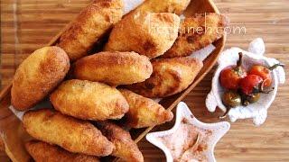 Homemade Meat Patties Recipe - Մսով Կարկանդակ - Heghineh Cooking Show