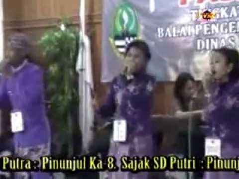 Pasanggiri Sajak dan Pupuh Sunda Kupaten Cirebon