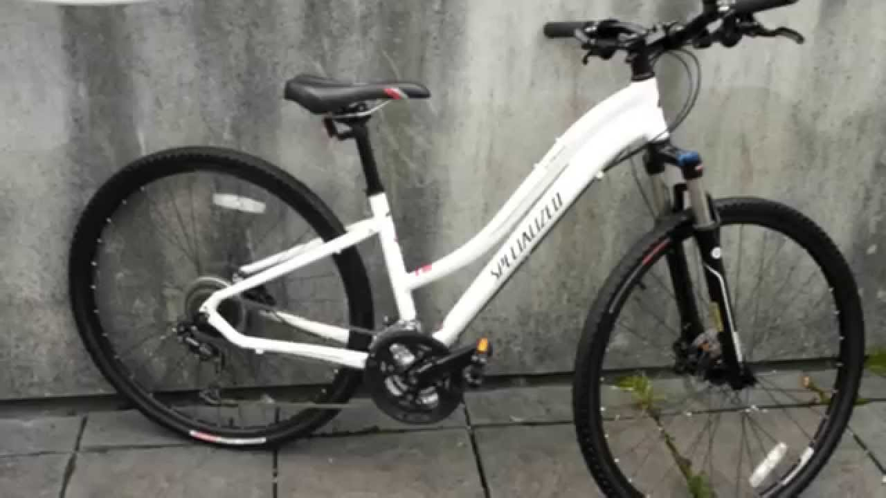 2012 Specialized Ariel Comp Small 700c Mint Condition Ladies