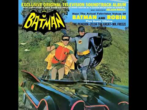 Batman  Exclusive original television soundtrack album 1966