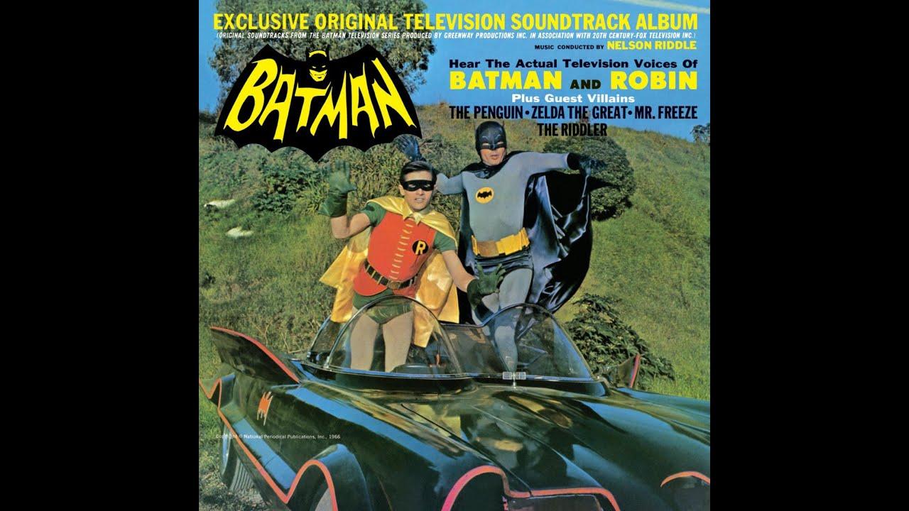 Batman Movie Soundtrack Download