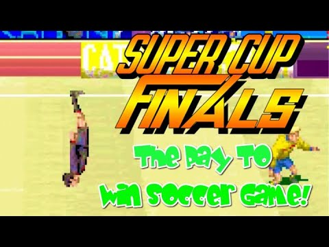 ⚽️ Super Cup Finals 🏆| Arcade | The Pay To Win Soccer Game! |
