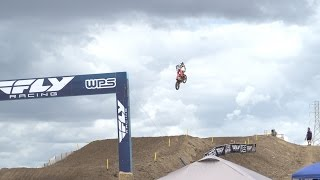 A unique look at Round 1 of the 2016 Lucas Oil Pro Motocross Champi...