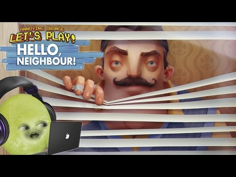 Gaming Grape Plays - HELLO NEIGHBOR (New Alpha Version) |