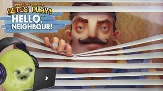 Gaming Grape Plays - HELLO NEIGHBOR (New Alpha Version)
