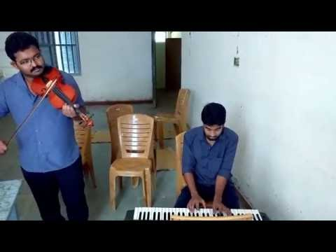 Ethu Kari raavilum | Violin cover