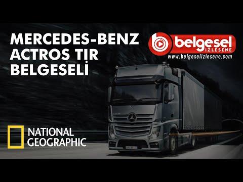 Mega Fabrikalar Mercedes Benz Actros Belgeseli - Türkçe Dublaj