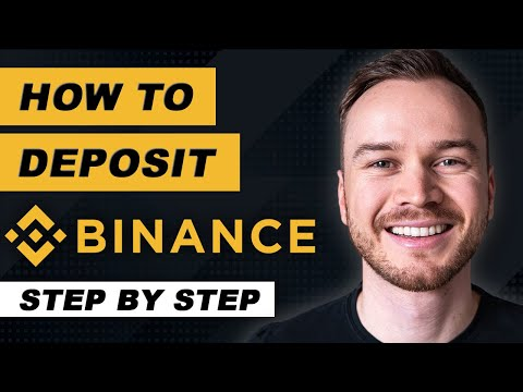 How To Deposit On Binance 2021 (Fiat U0026 Cryptocurrency)