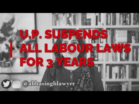 Is the UP Ordinance Unfair to Labour Rights? | Why India's Labour Unions are Going on Hunger Strikes